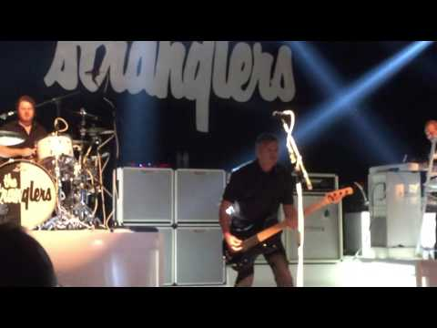 The Stranglers Cambridge 2016 - In The Shadows Nice 'n' Sleazy Always the Sun 5 Minutes Walk on By