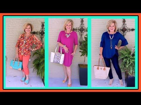 Moda Elegante Y Fina Para Mujeres De 30 40 Y 50 Años - Esmilna Castillo