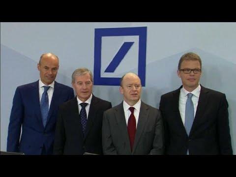 Deutsche Bank yedi binden fazla çalışanı işten çıkarıyor