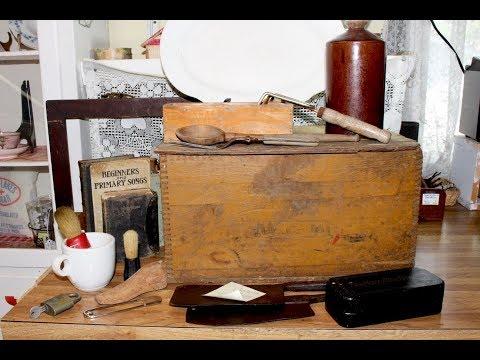 Antique Haul #39 by Antique Dealer Deanna Moyers of Vintage Touch
