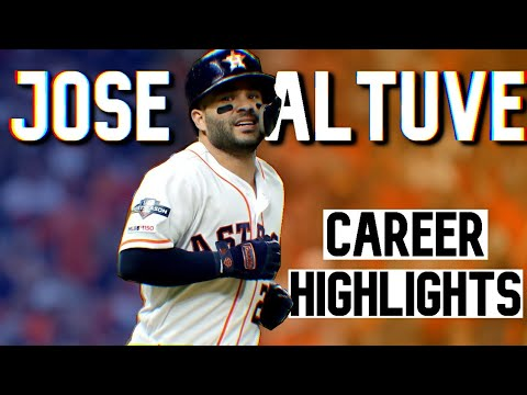 Career Highlights of Jose Altuve