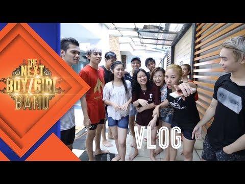 SEDIH! LAST VLOG! | #13 VAN VIN FUN | The Next Boy/Girl Band S2 GTV