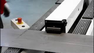 Automatic cut line