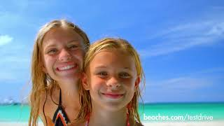 Beaches Resorts - Test Drive Your FamilyMoon