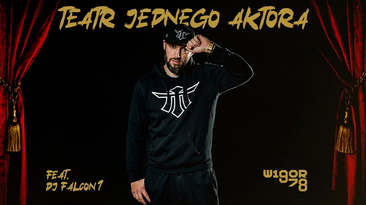 Wigor Mor W.A. - Teatr jednego aktora feat. DJ FALCON1 prod. Szczur JWP (Oficjalny domowy teledysk)
