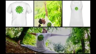 T-Shirts - Camisetas Chakras Artdetat®