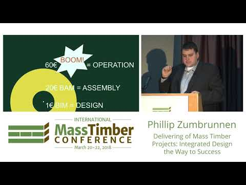 Delivering of Mass Timber Projects: Integrated Design the Way to Success