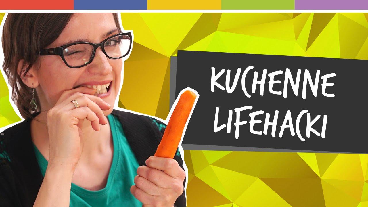 Jak radzić sobie w kuchni - kuchenne lifehacki
