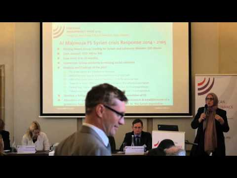 Microfinance's Response to the Refugee Crisis - a Panel at the 2015 European Microfinance Week