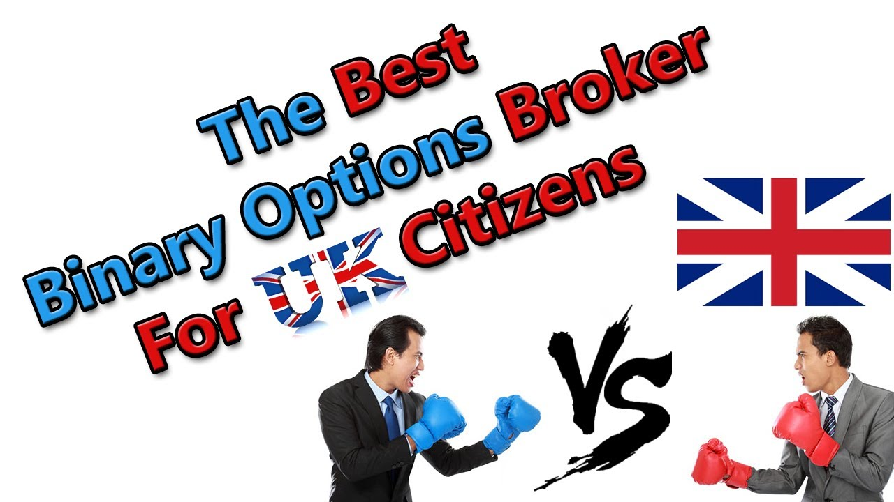 Uk regulated binary options brokers