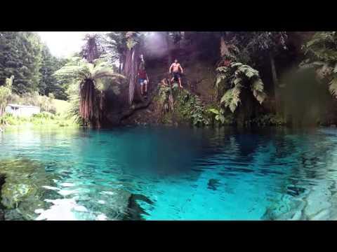 Blue Spring | New Zealand | GoPro Hero4 | 2016