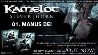 "KAMELOT Silverthorn Album Listening - 01 ""Manus Dei"""