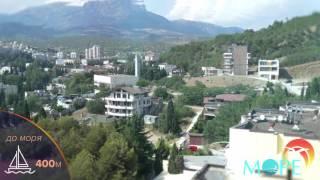 видео Крым недвижимость в Алуште Продам  2-комнатную  квартиру в Алуште. ул.Ялтинская