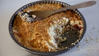 How To Make Apple Crumble  Easy Dessert Recipe