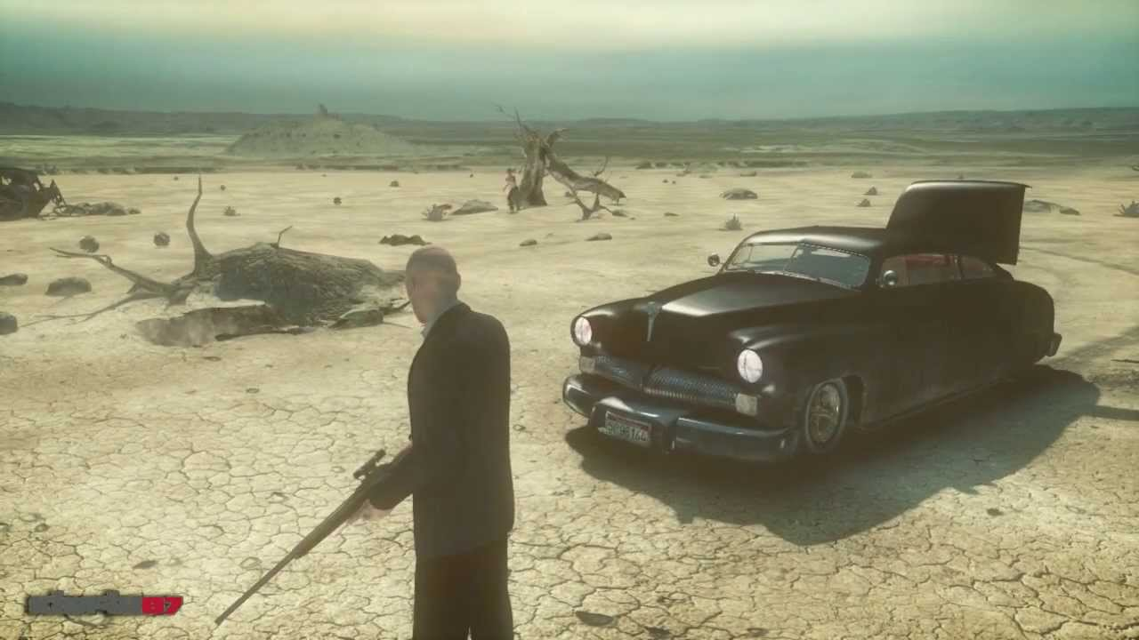 Hitman Absolution Car