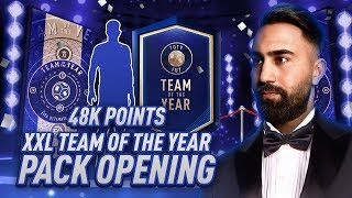 FIFA19: OMG ICON IM PACK! XXL FETTES TOTY VERTEIDIGER PACK OPENING !! 🔥😱