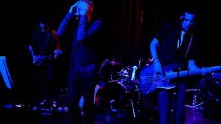 David J with Luv n' Rockets - Holiday on the Moon - at Vitus, Oakland - October 24, 2011