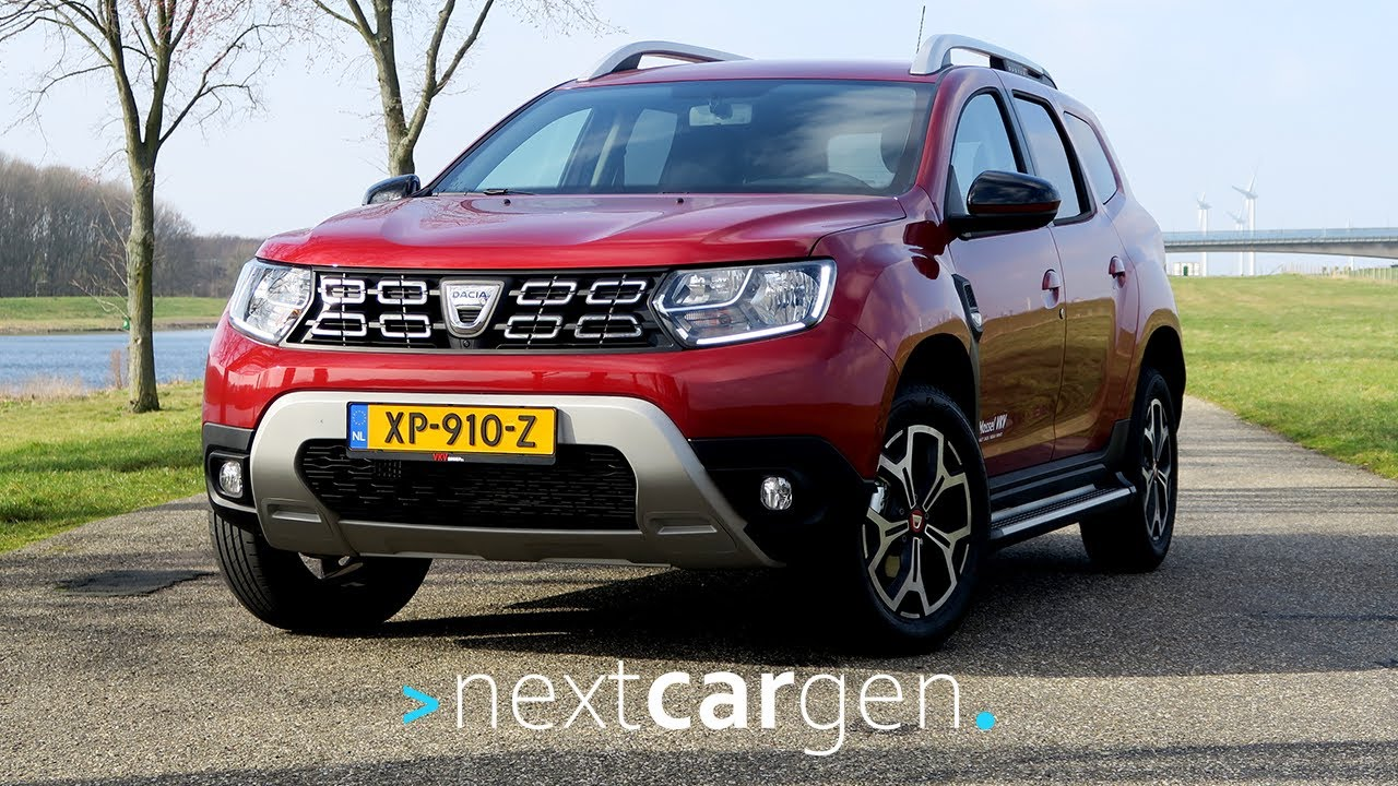 2019 Dacia Duster Tech Road Tce 150 Full Review The Best Duster Ever Youtube