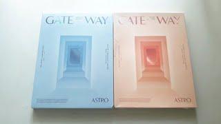 "?[UNBOXING] ASTRO 아스트로 - 7th Mini Album ""Gateway"" (Time Trav…"