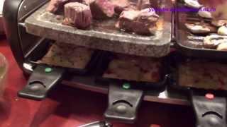 Raclette essen mit den Mädels!  - 23. Okt. 2013 | Shwetuni1 vlogs