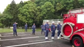日野町県ポン練習