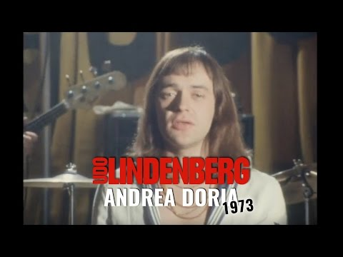 Udo Lindenberg - Andrea Doria (Video von 1973) mp3