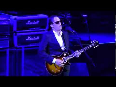 Joe Bonamassa - Midnight blues (Gary Moore cover) - LIVE PARIS 2014