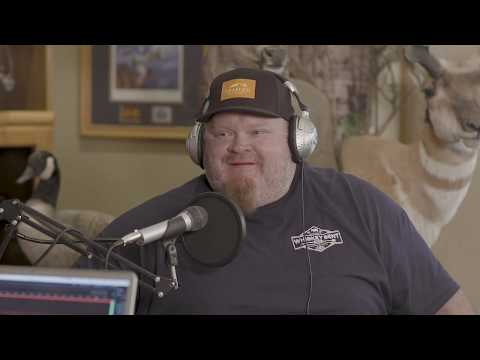Podcast e11 - Chad Ward, Competition Pitmaster Traeger Grills, Co-founder of Whiskey Bent BBQ