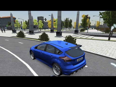 Driving School 2017 Geneve - Ford Focus Career | Android Gameplay 2017 HD