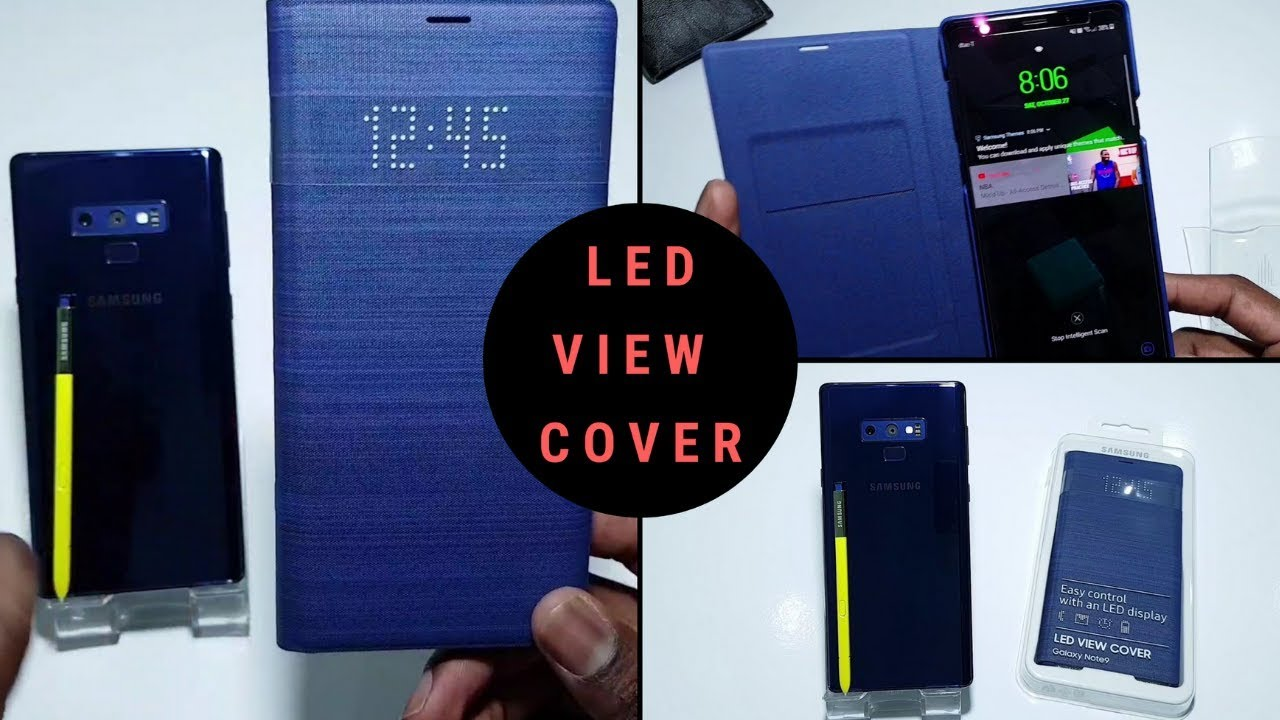 samsung 9 led case