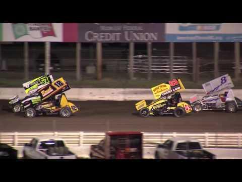 4-7-17 Nebraska Sprints 360s I-80 Speedway