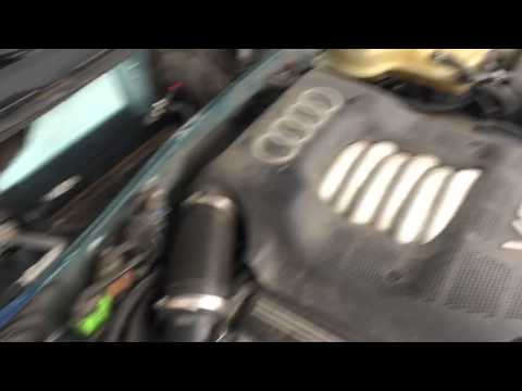 Audi c5 a6 electrical issues solved