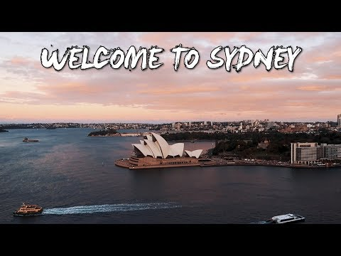 Sydney Travel Video | CLIMBING Sydney Harbour Bridge For CHEAP | EXPLORING The Rocks
