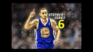 Stephen Curry Top 10 Crossovers HD