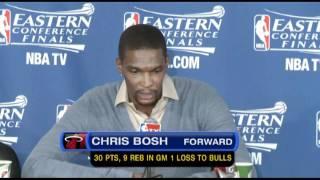 NBA - Heat vs. Bulls Game 1 Recap