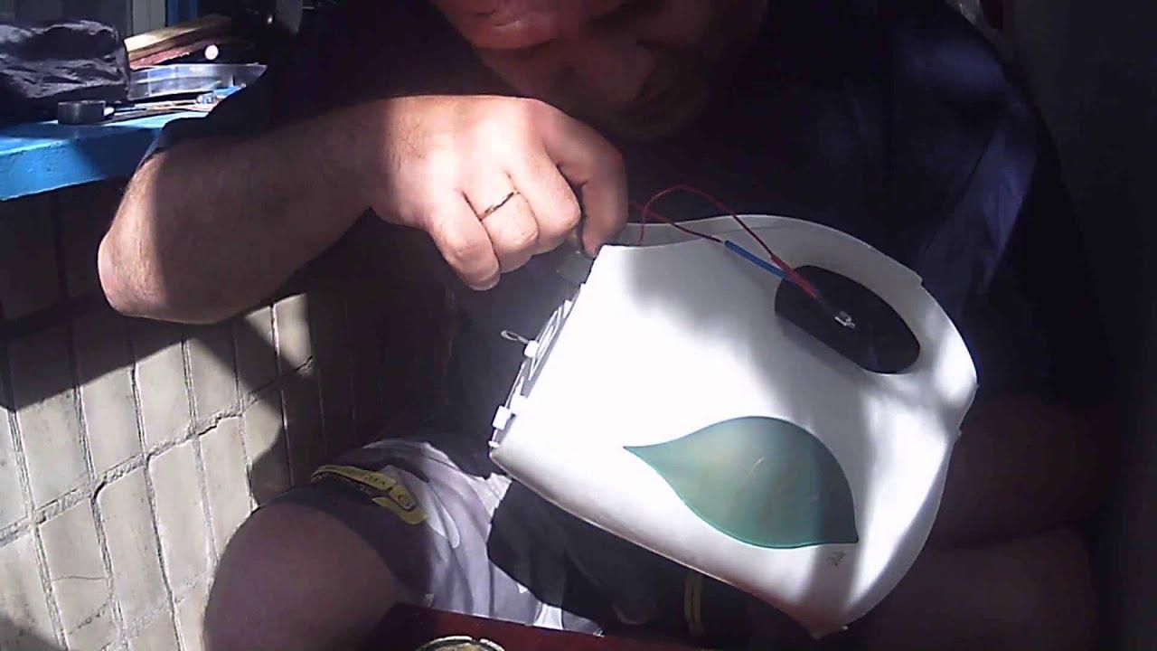схема контактов электрочайника с теном