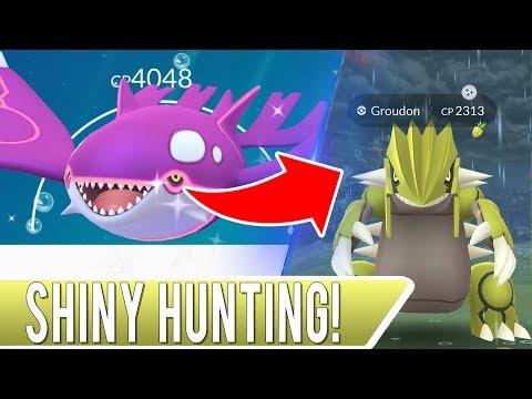 New Hoenn Event in Pokémon GO! Shiny Hunting Lure Party + T5 Shiny Raids! thumbnail