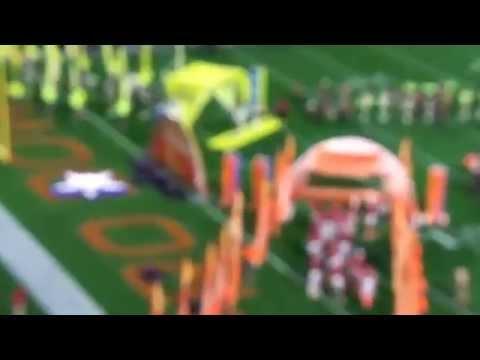 NFL Pro Bowl 2015- Team Member Introduction