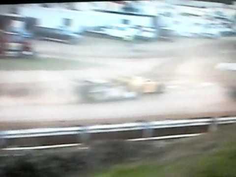 Bedford Speedway 7-15-16 SLM Heat #2