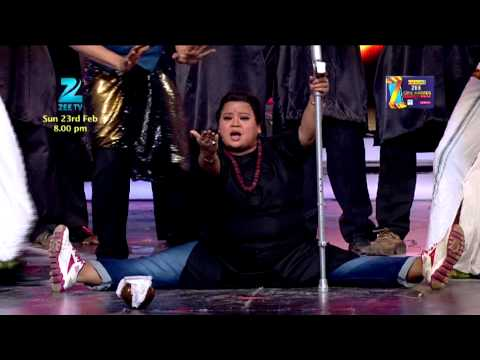 Zee Cine Awards 2014 - Shah Rukh's Gag On Deepika