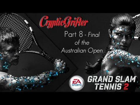Grand Slam Tennis 2 - Part 8 Final of the Australian Open