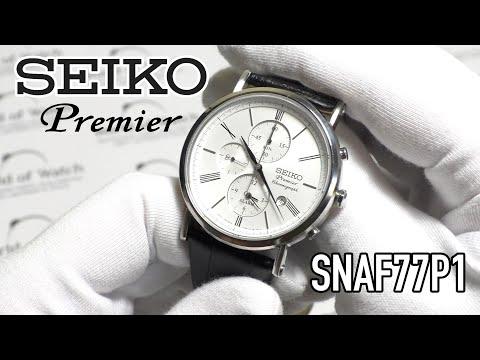 SEIKO SNAF77P1 Premier