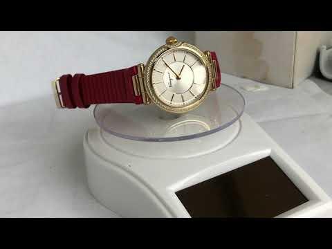 Đồng hồ Salvatore Ferragamo style quartz cực đẹp sang trọng