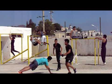 Street Workout & Calisthenics #BBT Taounate City .