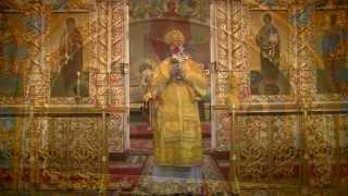Проповедь епископа Максима на Литургии в храме Елецкой иконы Божией Матери(В воскресный день при стечении народа в храм Елецкой иконы Божией Матери прибыл Преосвященнейший Максим..., 2014-11-25T10:20:34.000Z)