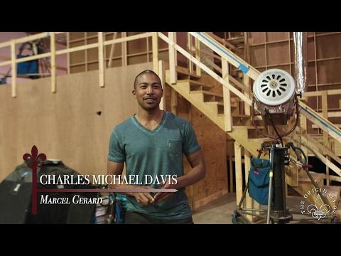 The Originals Charles Michael Davis in the Big Easy