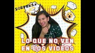 SORPRESA LO QUE NO VEN EN MIS VIDEOS // Lasjermu