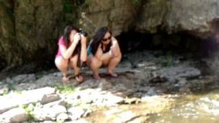 Repeat youtube video 5. Reaching the river :)