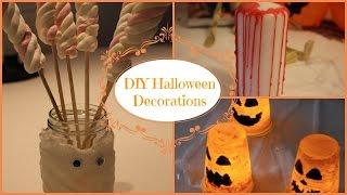 DIY Decoration ideas⎮HALLOWEEN Thumbnail