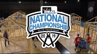 2019 IDEAL Electrician's National Championship on ESPN2